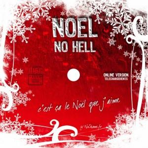 Photo de la pochette du CD Noël no hell