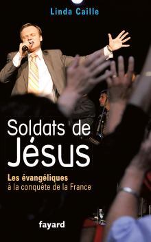 Couverture livre soldats de Jésus