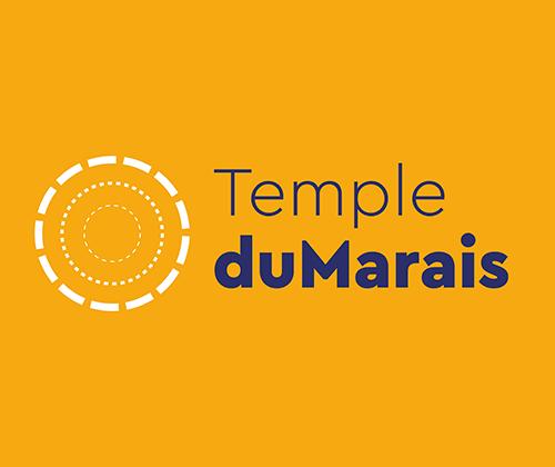 Logo temple du marais