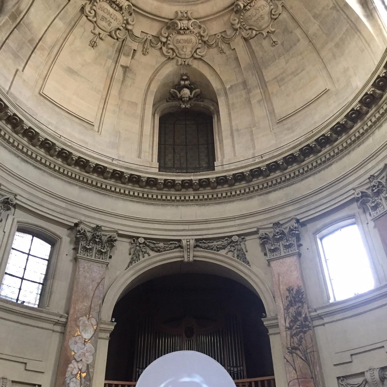Premier temple protestant de paris
