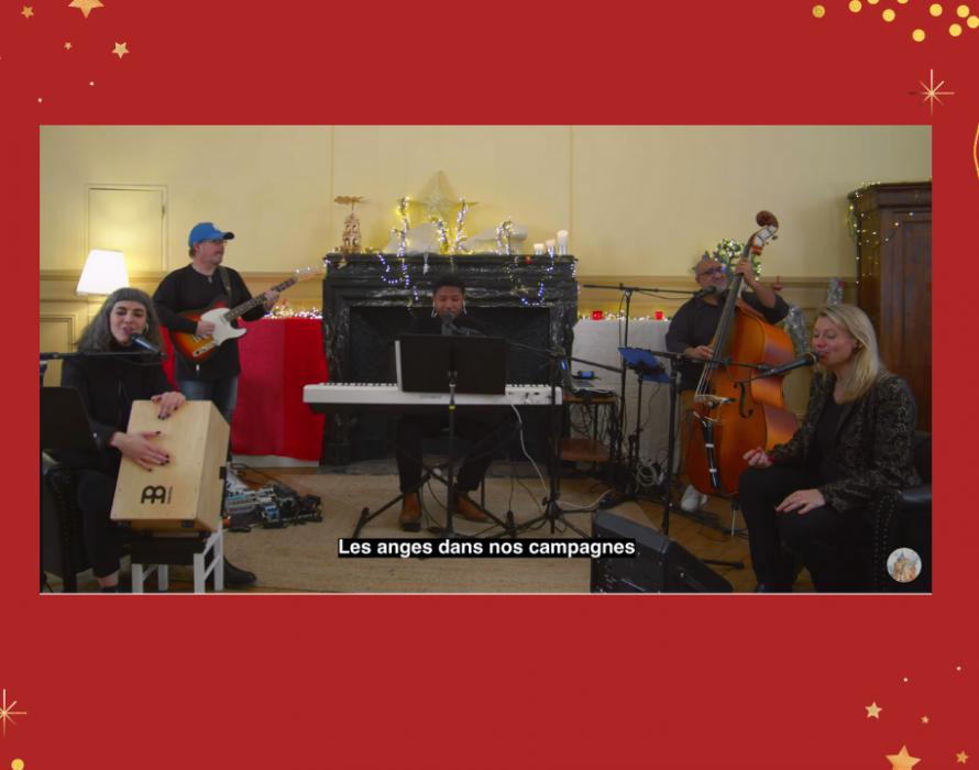 Quatre chants de Noël