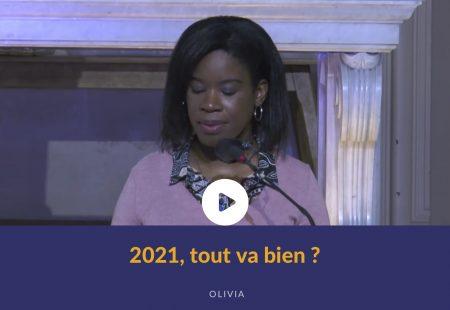 2021, tout va bien ?