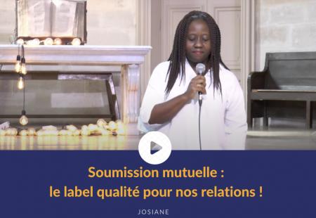 Soumission mutuelle : le label qualité pour nos relations !